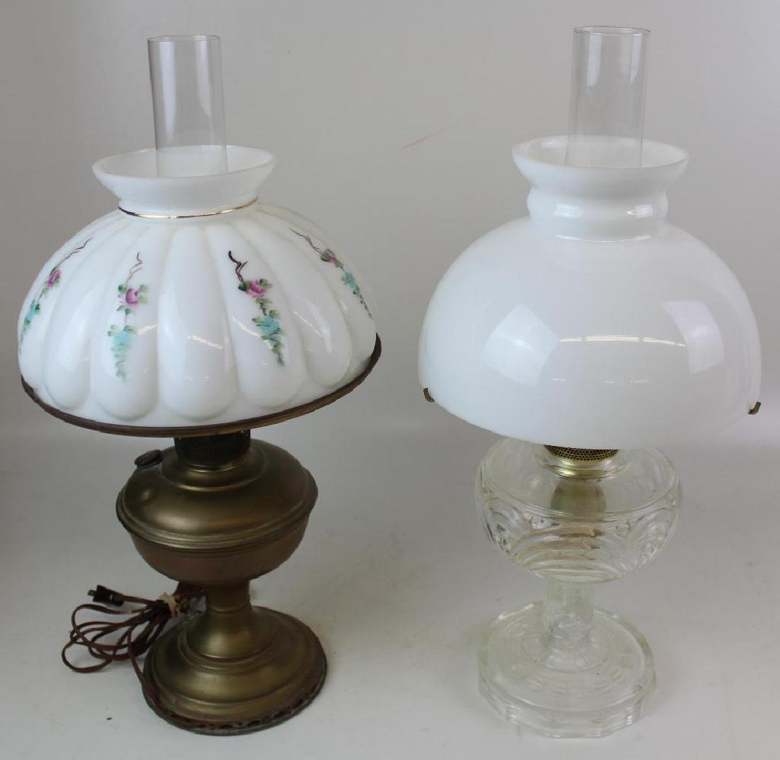 Two Oil Lamps - 4