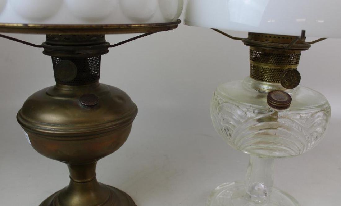 Two Oil Lamps - 5