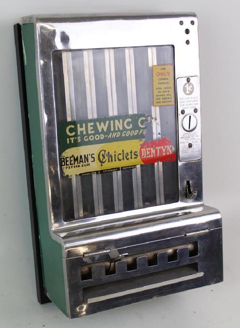 Chewing Gum Candy Machine - 2
