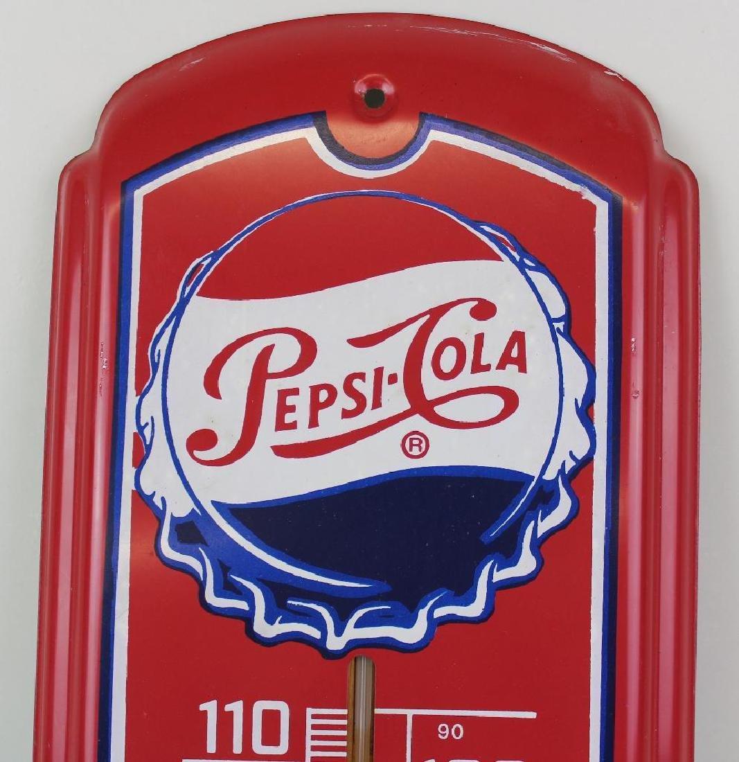 Pepsi-cola thermometer - 2