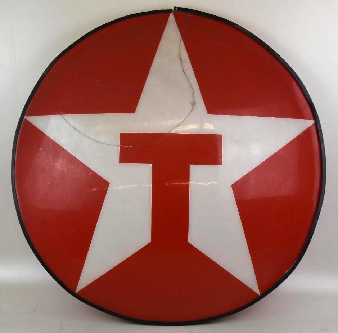Vintage Texaco Sign