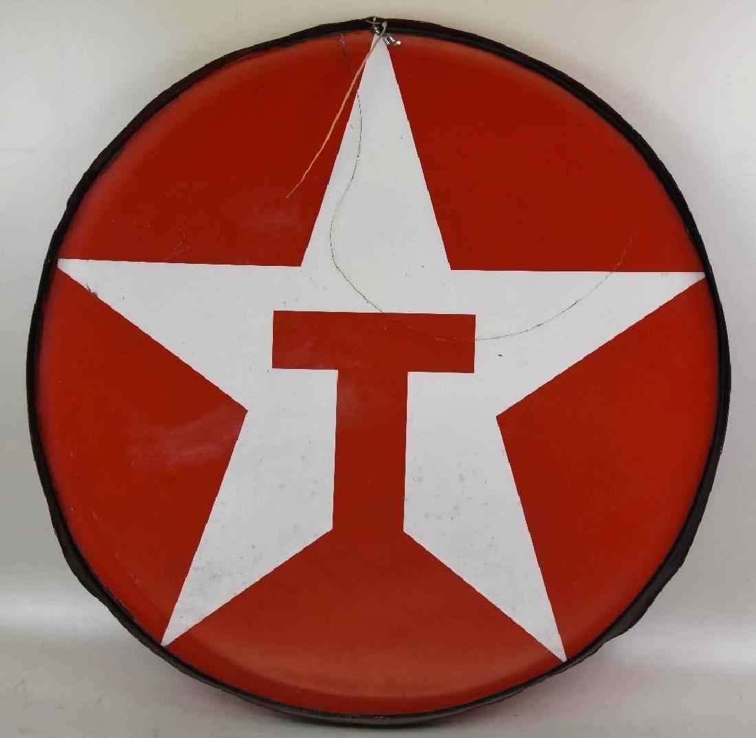 Vintage Texaco Sign - 3