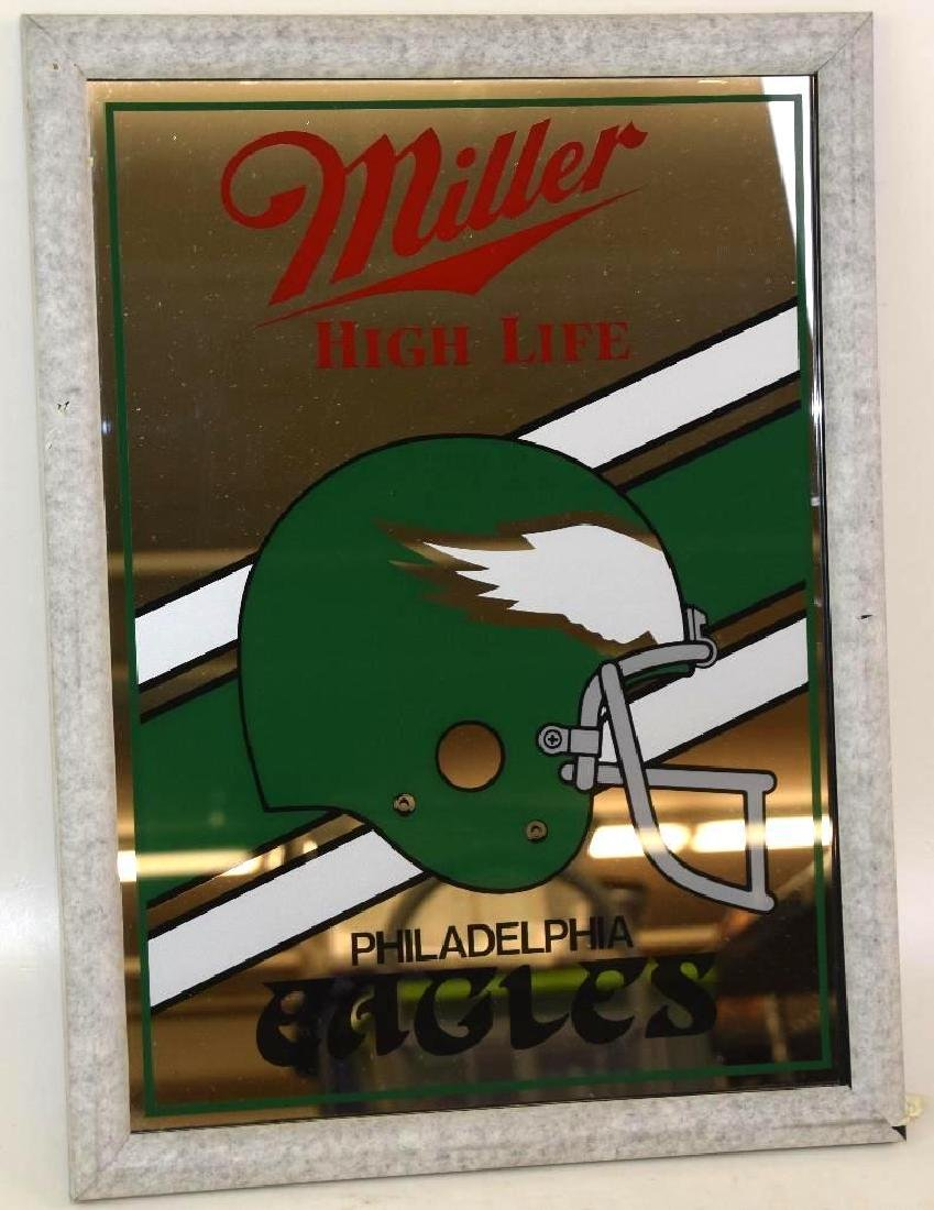 Vintage Eagles Miller High Life Mirror