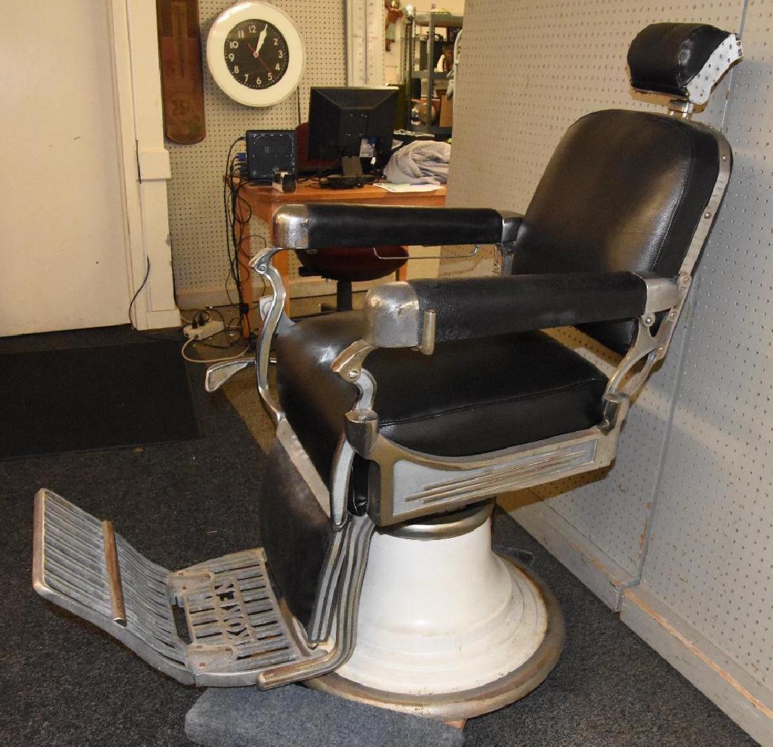 Koken Barber Chair - 2