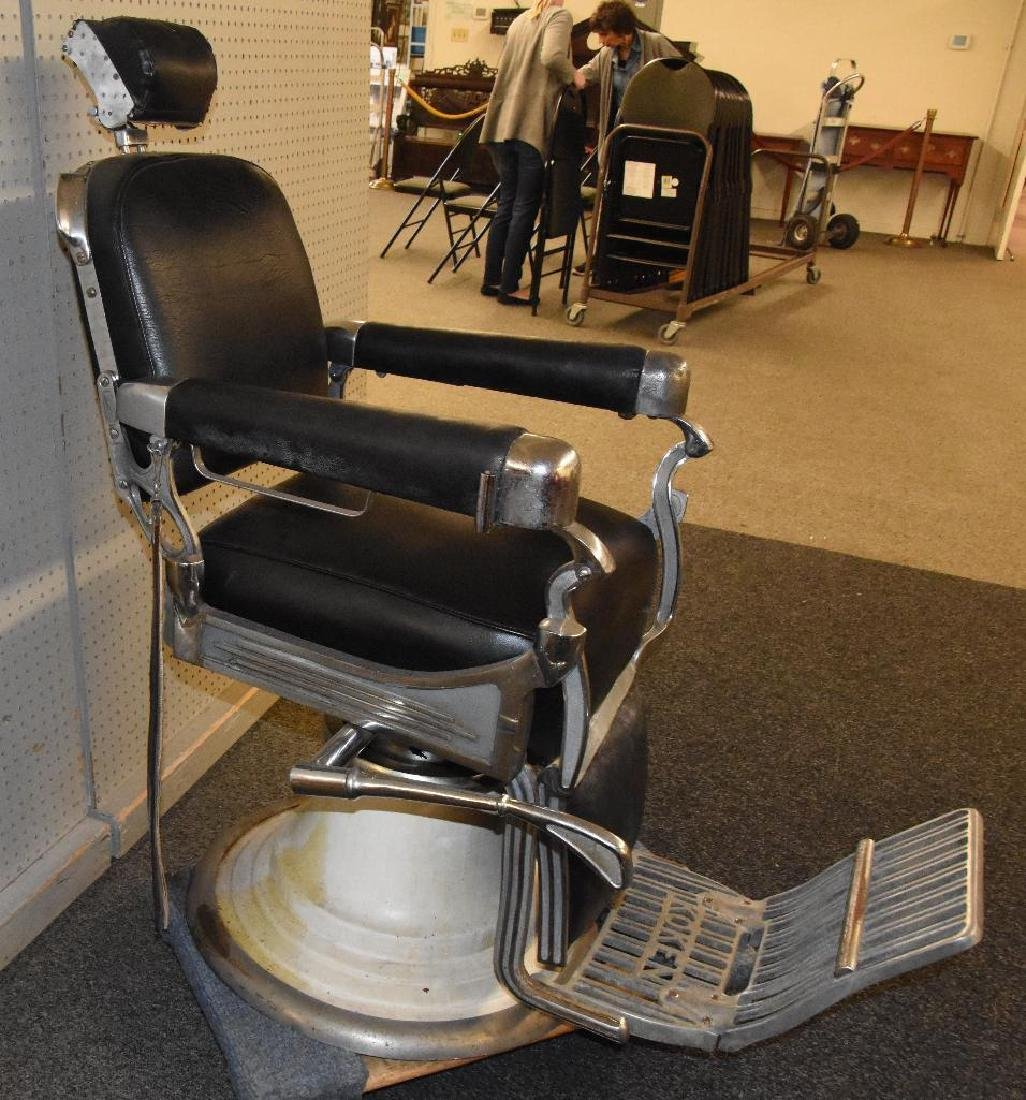 Koken Barber Chair - 3
