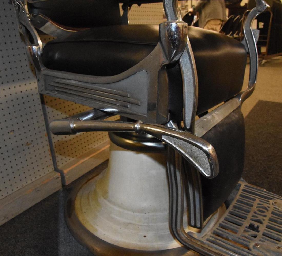 Koken Barber Chair - 5