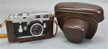 Leica M3 35mm Camera with Summicron Lens