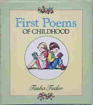 Tasha Tudor Autographed Book.