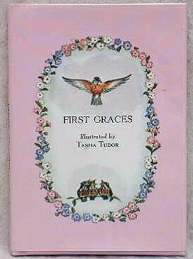 1003: Tasha Tudor Autographed Book.