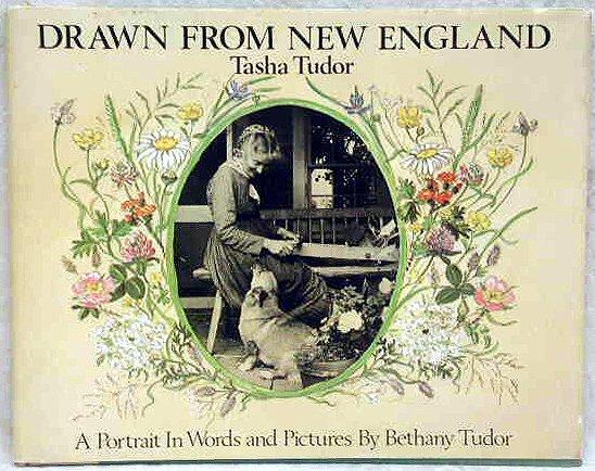 1008: Tasha Tudor Autographed Book.