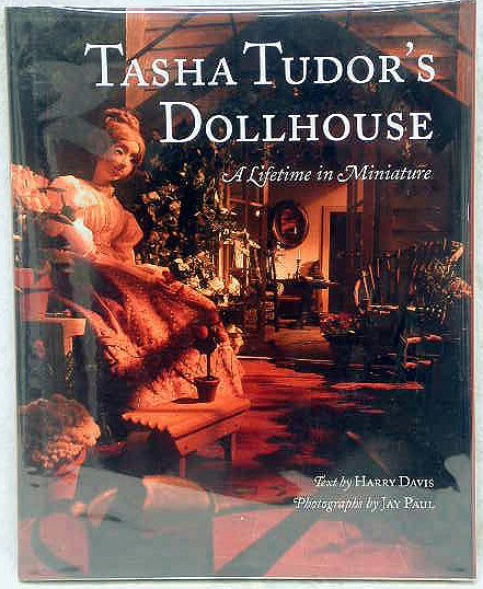 1010: Tasha Tudor Autographed Book.