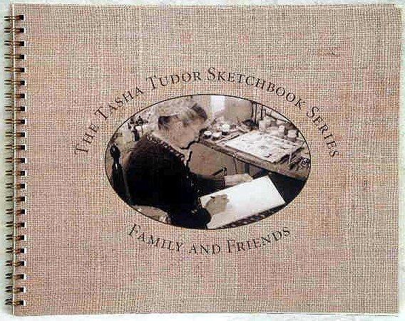 1012: Tasha Tudor Autographed Book.
