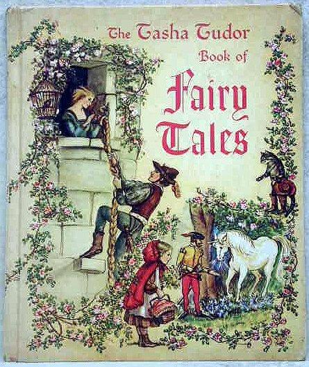 1014: Tasha Tudor Book.