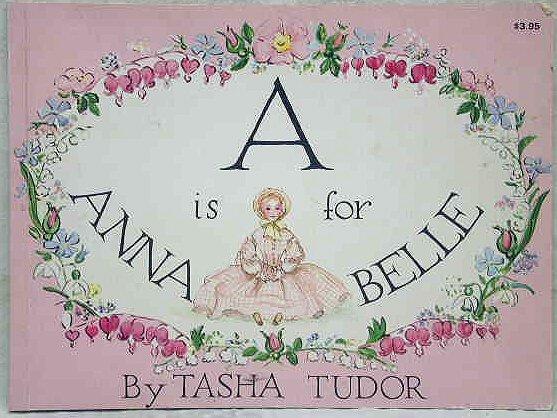 1020: Tasha Tudor Book.