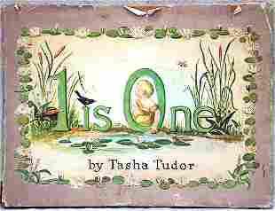 Tasha Tudor Book.
