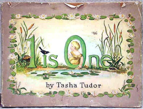 1021: Tasha Tudor Book.