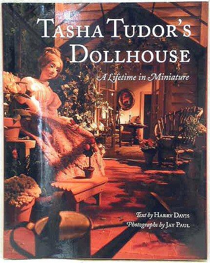 1023: Tasha Tudor Book.