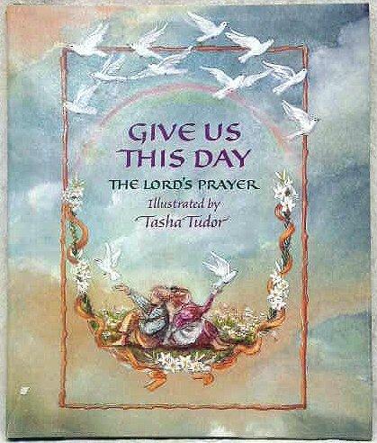 1024: Tasha Tudor Book.