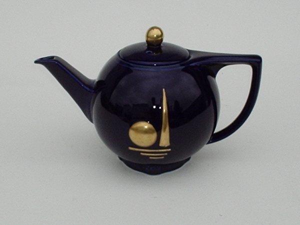 1451: NY World's Fair Teapot.