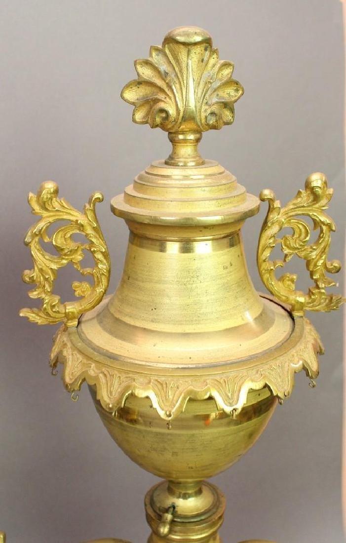 Pr. Cornelius and Co. Argand Lamps - 2