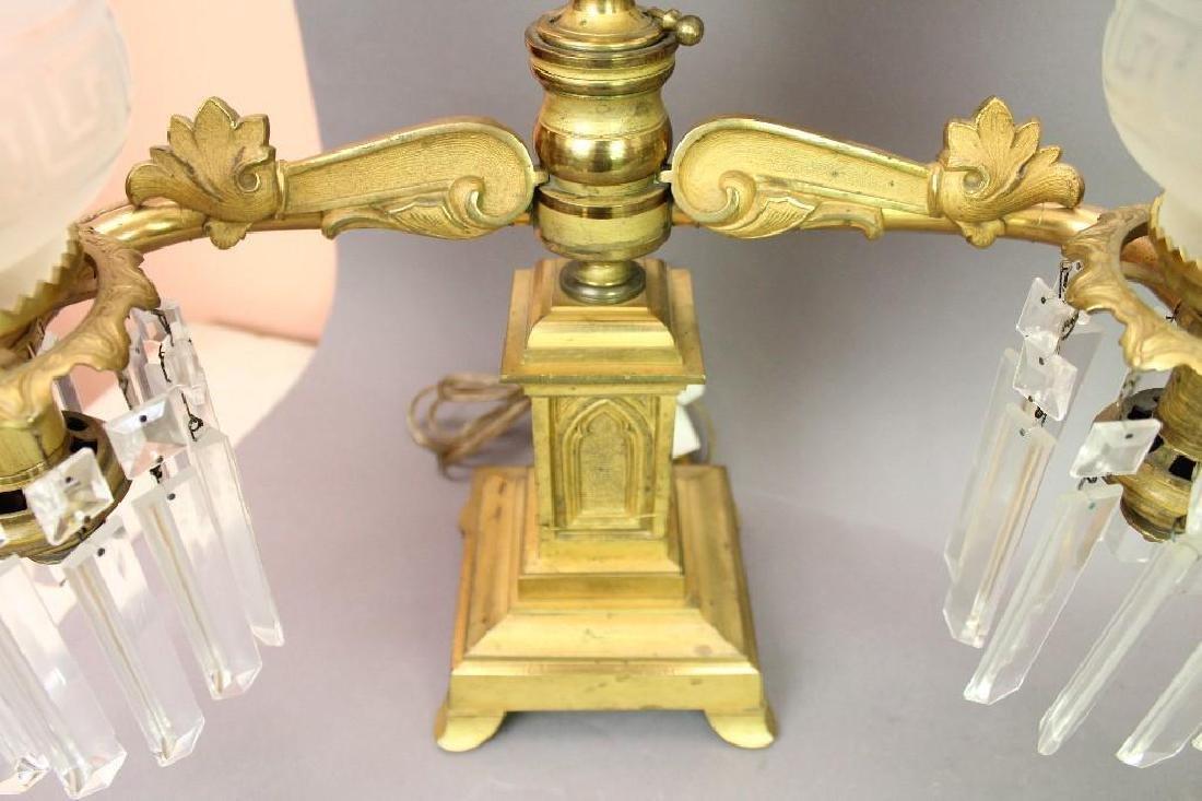 Pr. Cornelius and Co. Argand Lamps - 3