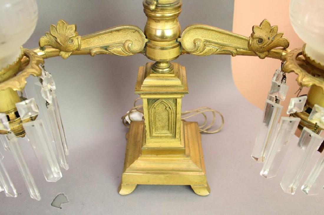 Pr. Cornelius and Co. Argand Lamps - 4