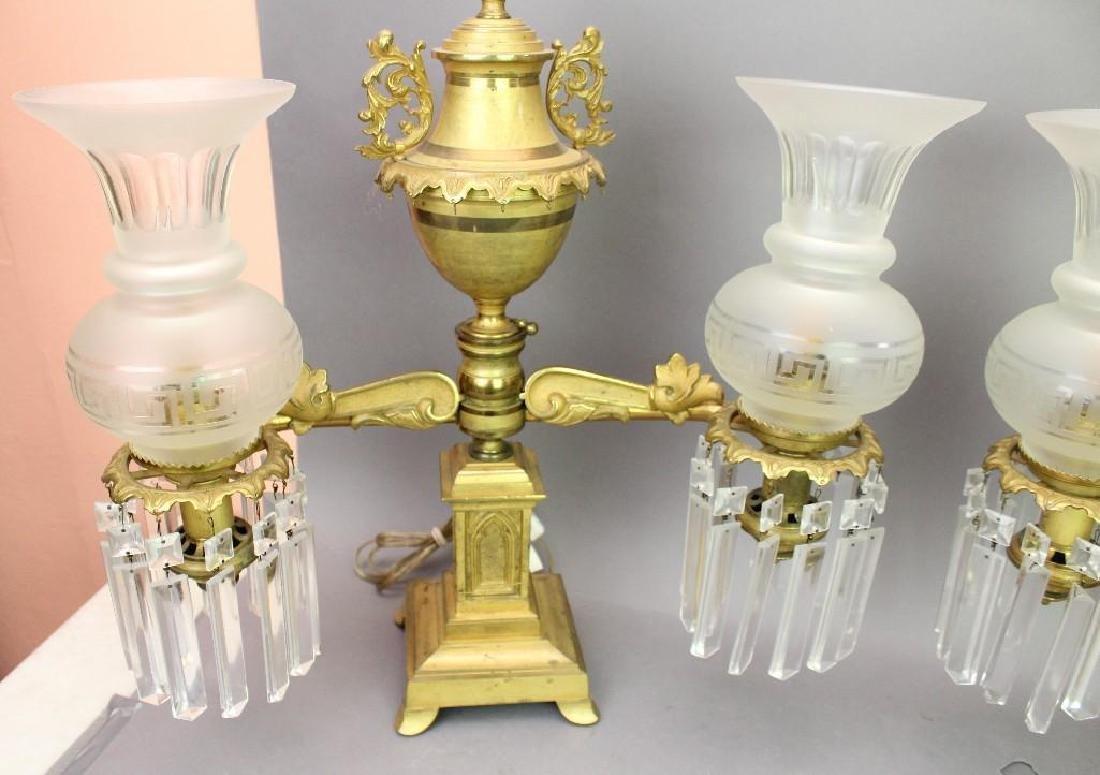 Pr. Cornelius and Co. Argand Lamps - 5