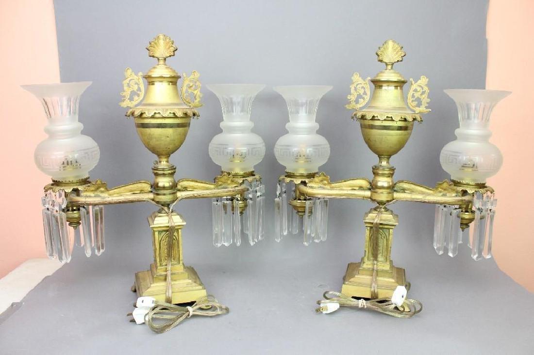 Pr. Cornelius and Co. Argand Lamps - 8