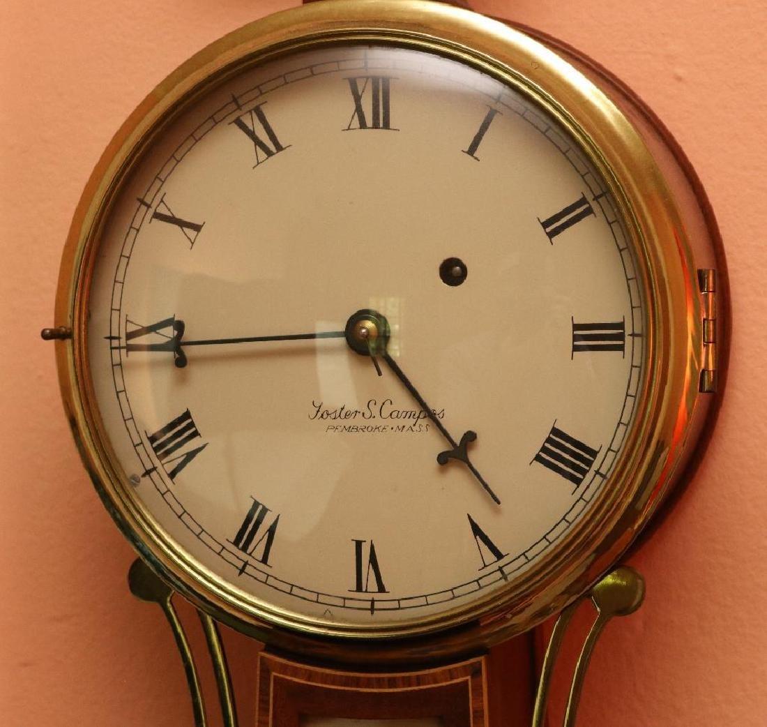Foster S. Campos Banjo Clock - 2