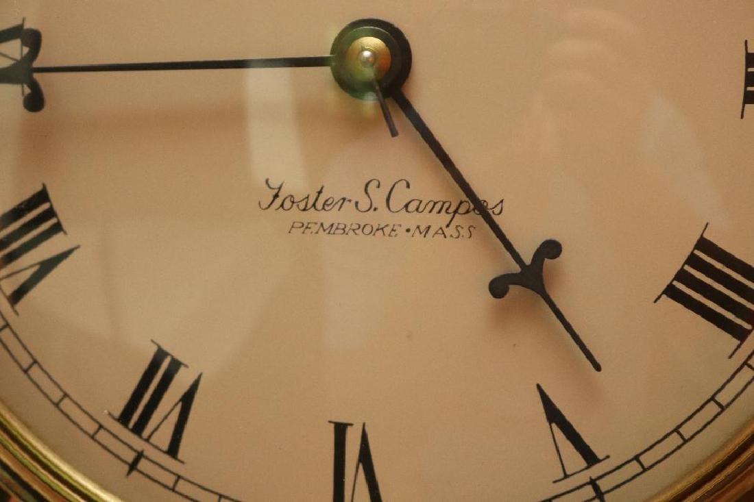 Foster S. Campos Banjo Clock - 3