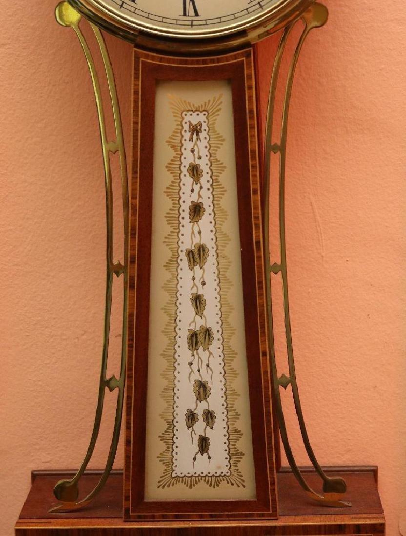 Foster S. Campos Banjo Clock - 5