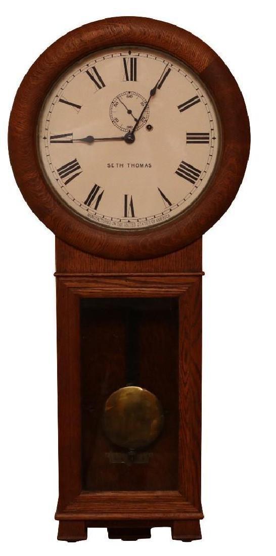 Seth Thomas, Regulator Clock