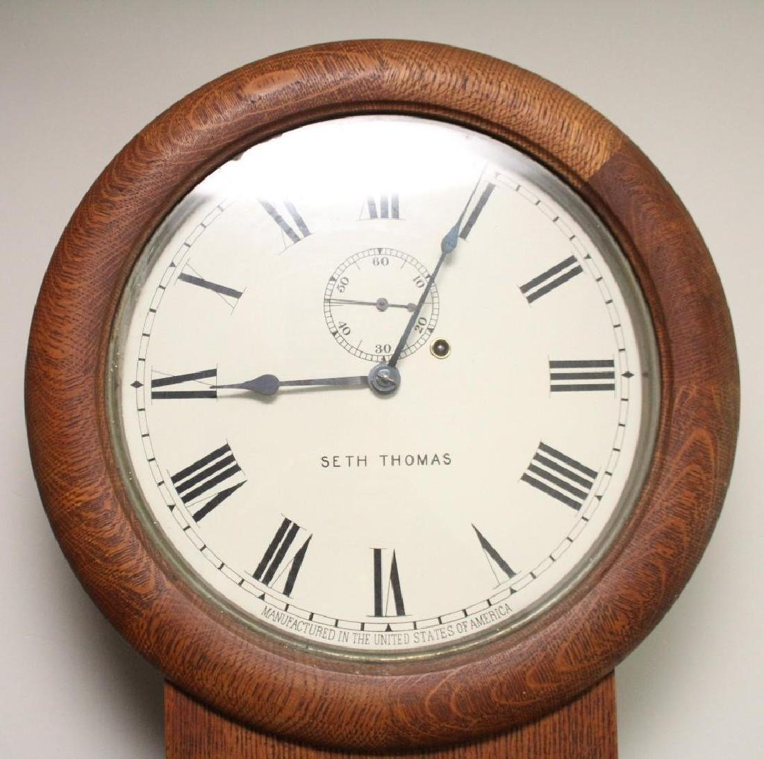 Seth Thomas, Regulator Clock - 2