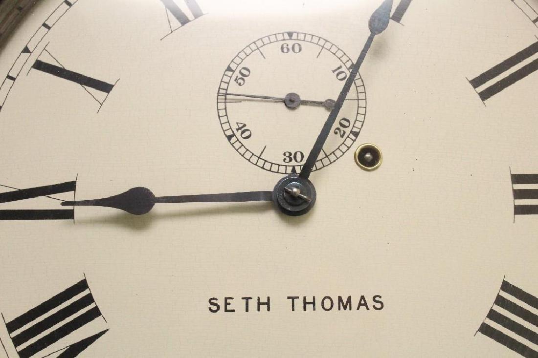 Seth Thomas, Regulator Clock - 4