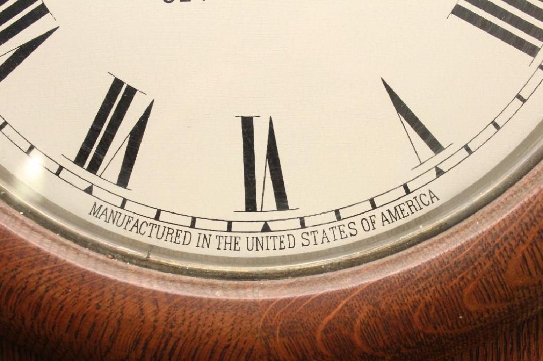 Seth Thomas, Regulator Clock - 5