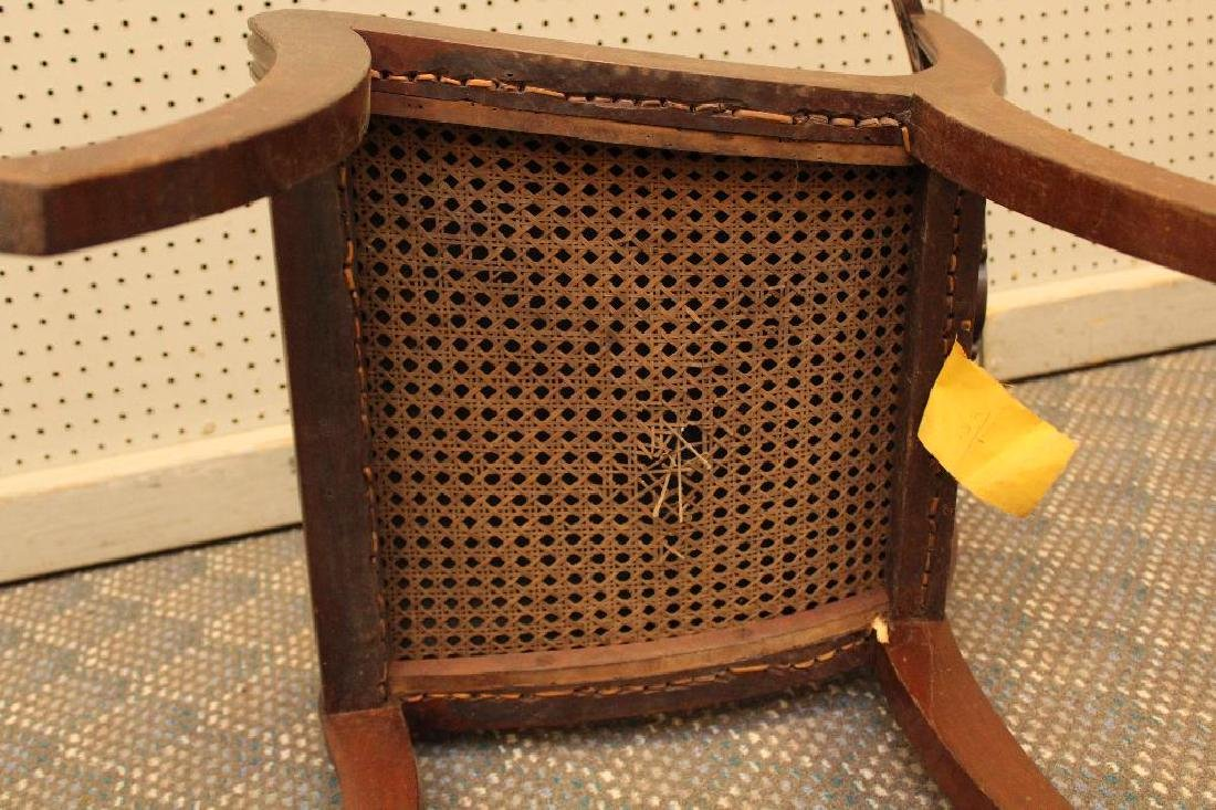 Pair of Mahogany Side Chairs - 10