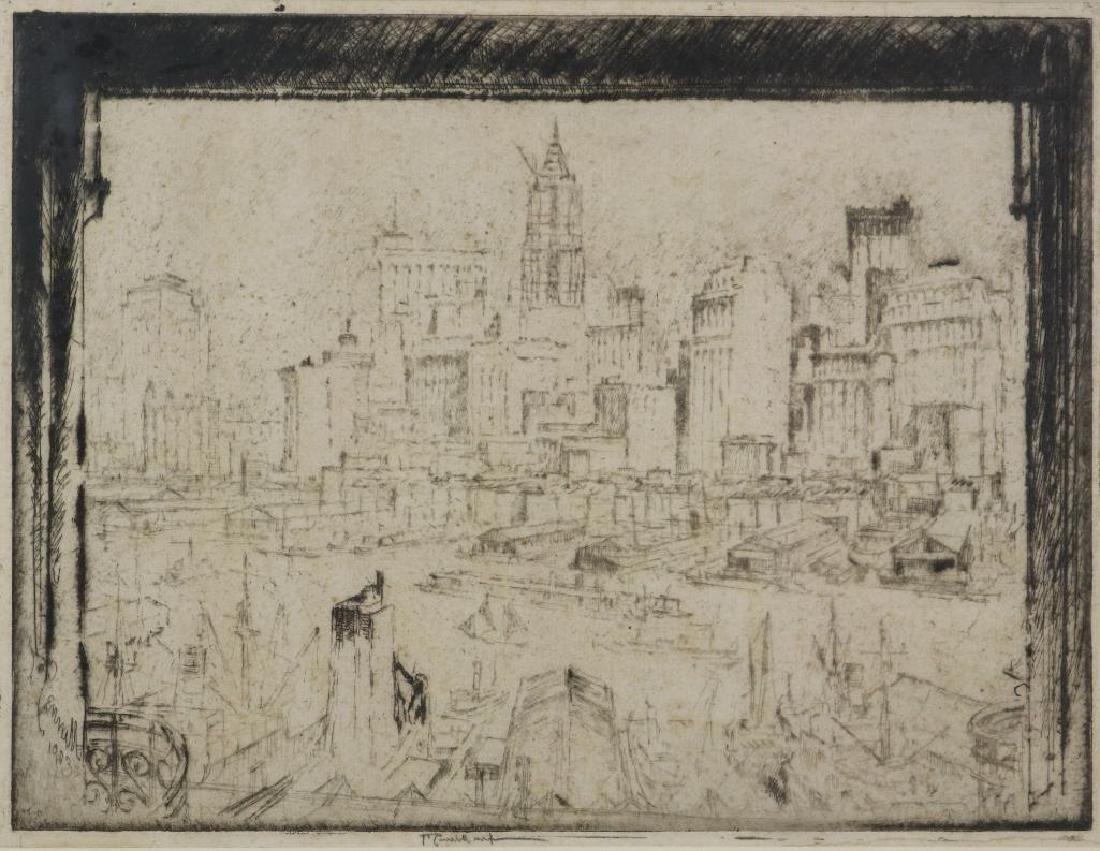Joseph Pennell  (1857 - 1926) - 2