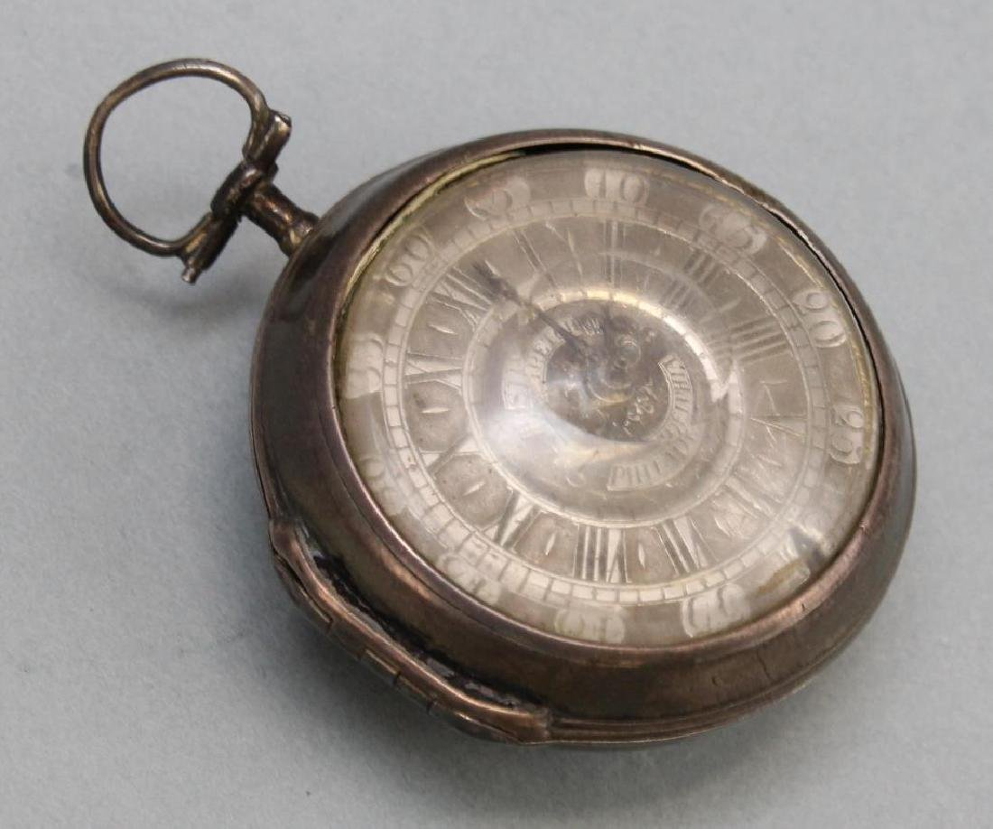 Peter Stretch, Philadelphia, Pa. Pocket Watch