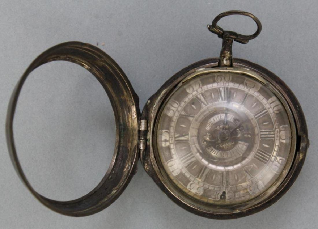 Peter Stretch, Philadelphia, Pa. Pocket Watch - 2