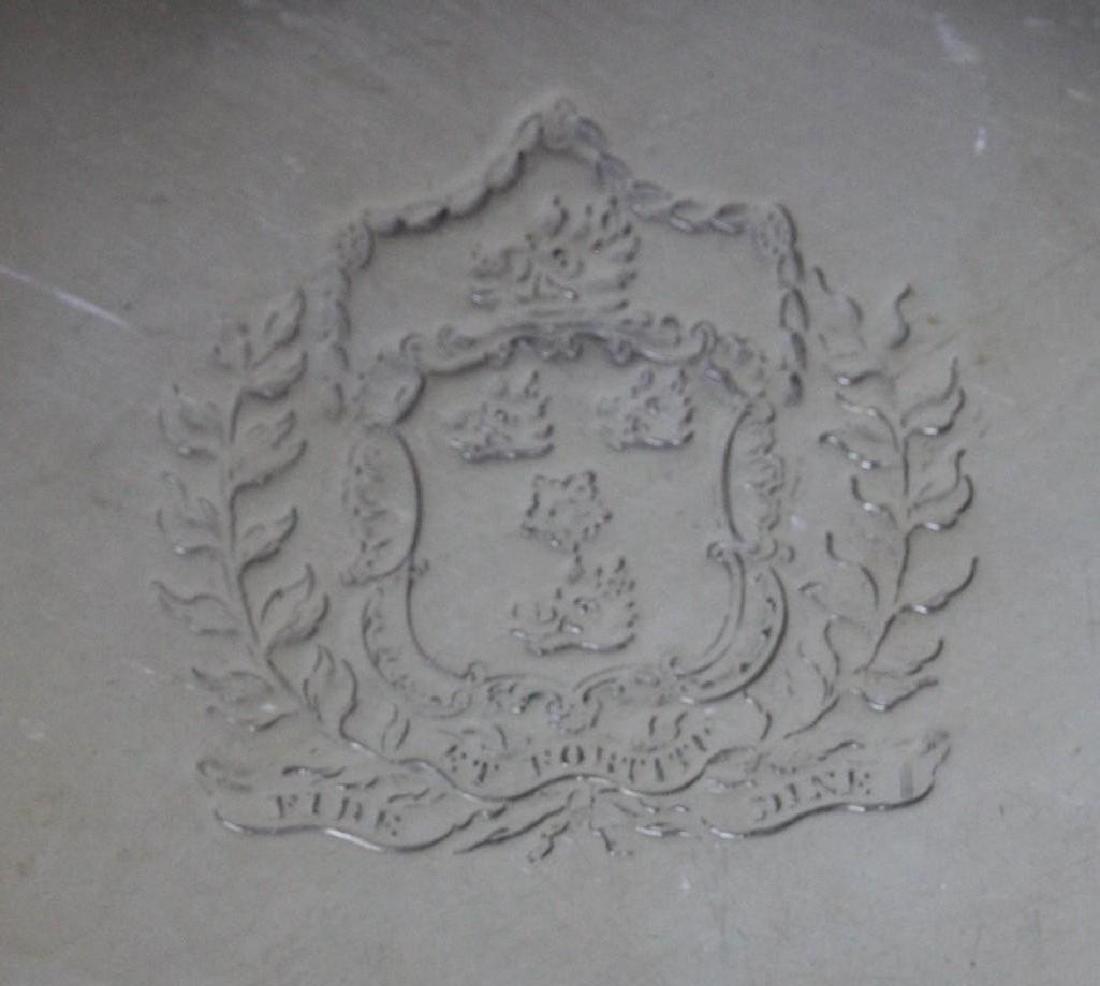Louis XV Sterling Plates, Gabriel Tillet (Master 1703) - 3