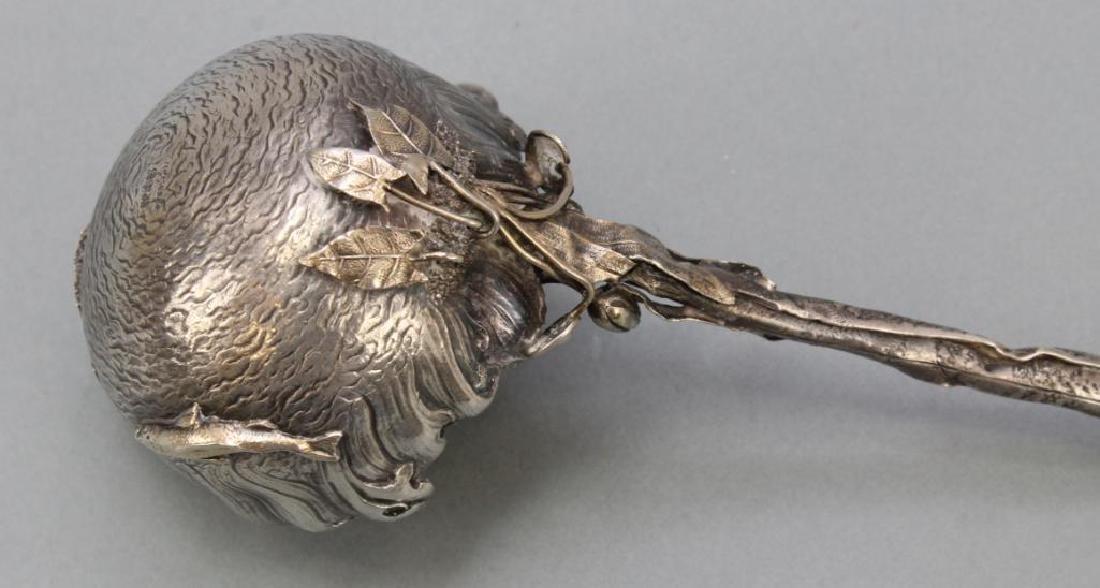 Gorham Sterling Silver Punch Ladle - 5