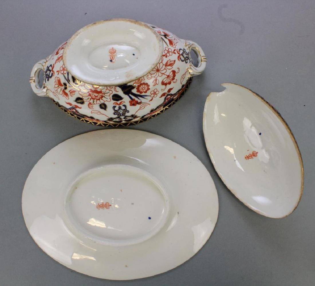 Royal Crown Derby Porcelain Grouping - 4