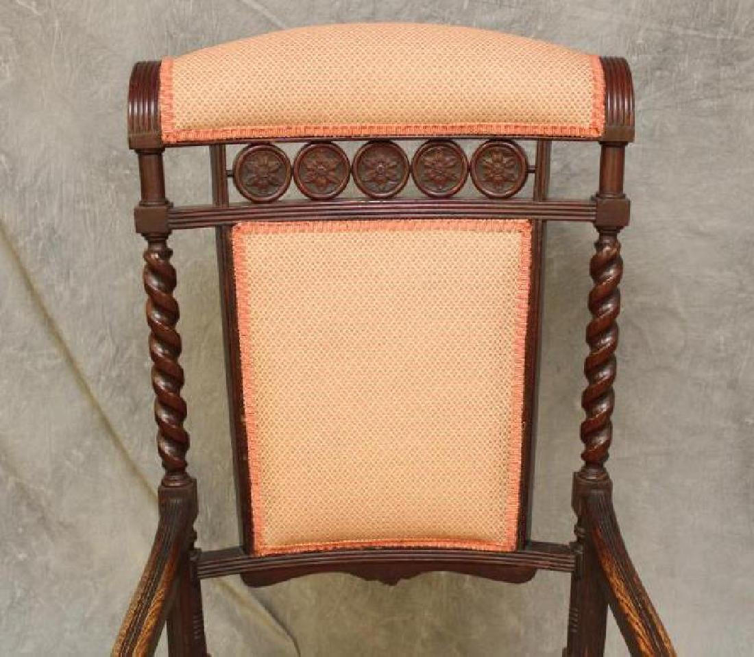 Platform Rocker & Arm Chair - 4