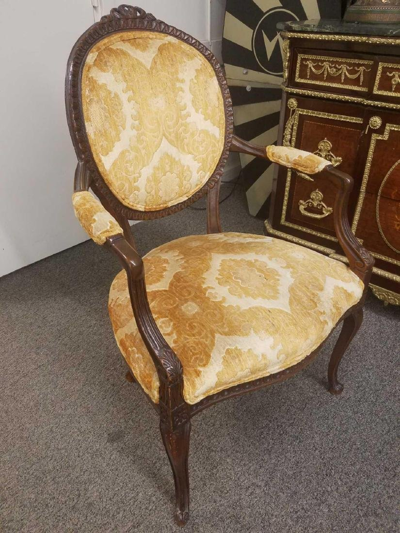 French Fauteuil - 2