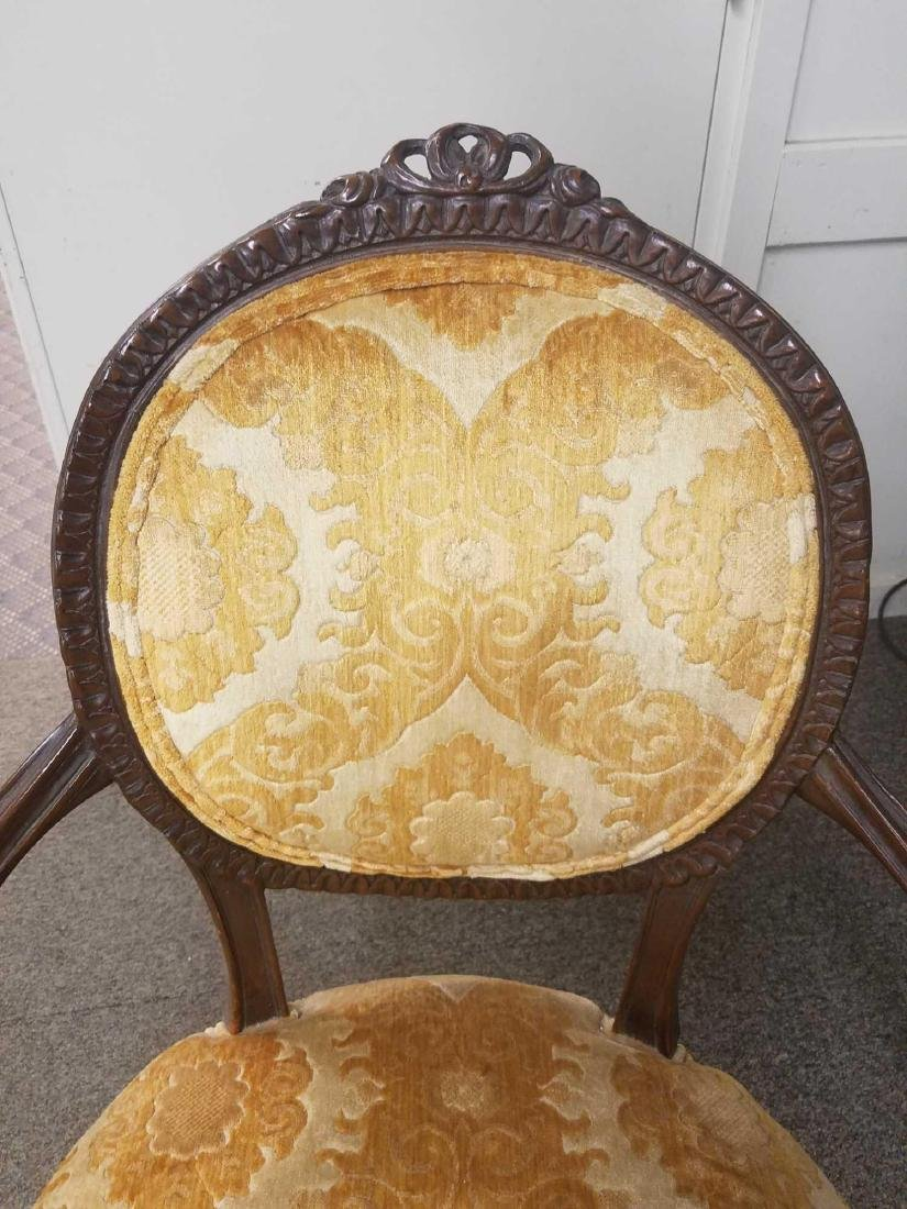 French Fauteuil - 3