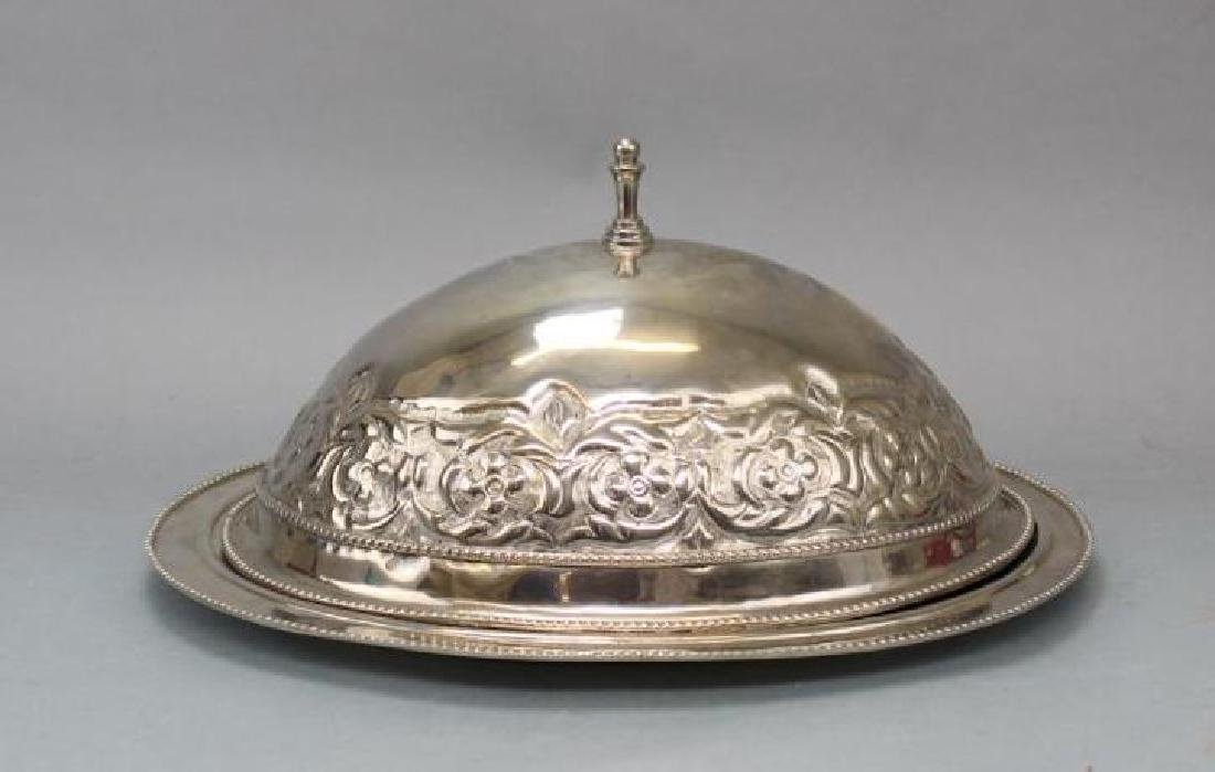Dome Covered Serving Dish