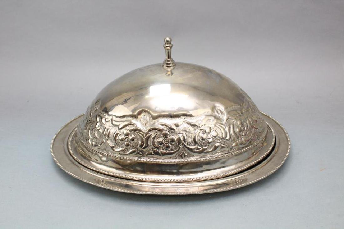 Dome Covered Serving Dish - 2
