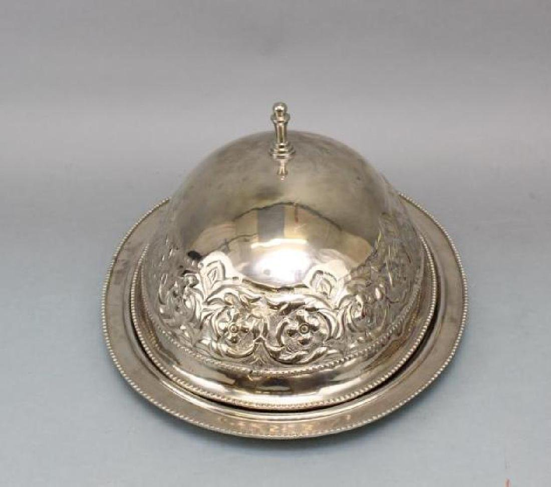 Dome Covered Serving Dish - 3