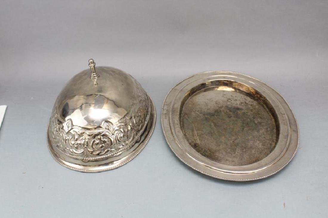 Dome Covered Serving Dish - 4