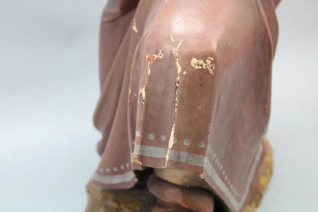 Kneeling Statue - 5